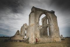 Allétru Pascale - cachée à l'abbaye