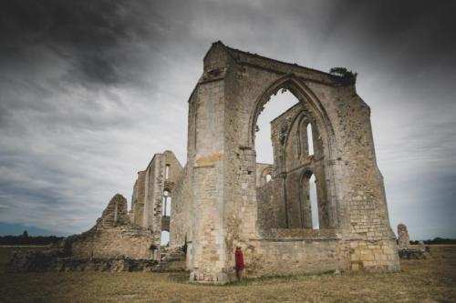 Alletru P - cachée à l'abbaye