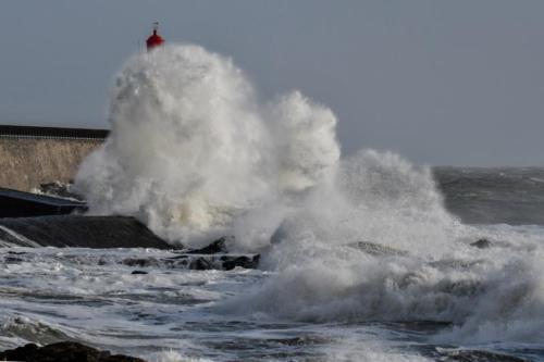 Duvergne D - phare caché les sables d'olonne